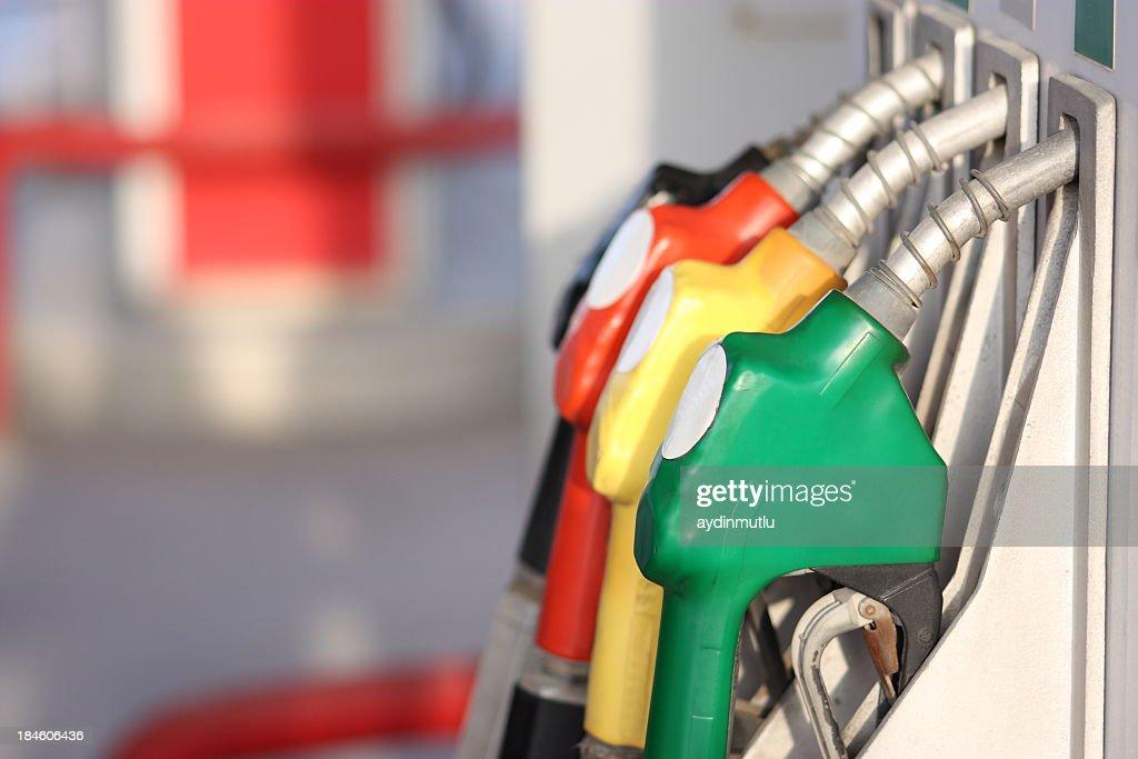 Fuel pumps : Stock-Foto