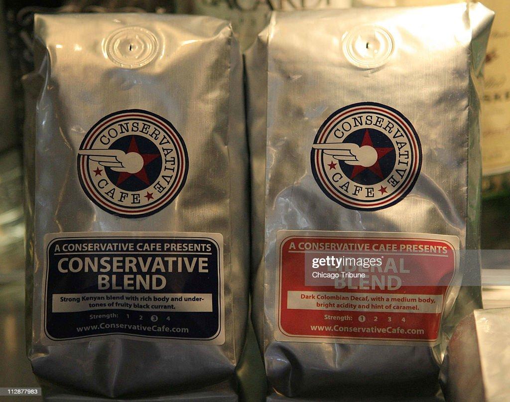 Conservative cafe