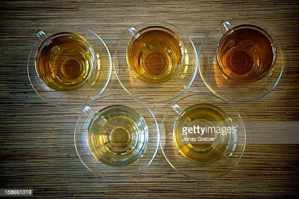 Different varieties of yellow tea The mountains around Darjeeling are naturally gifted with the perfect soil and climate for growing the world's most...