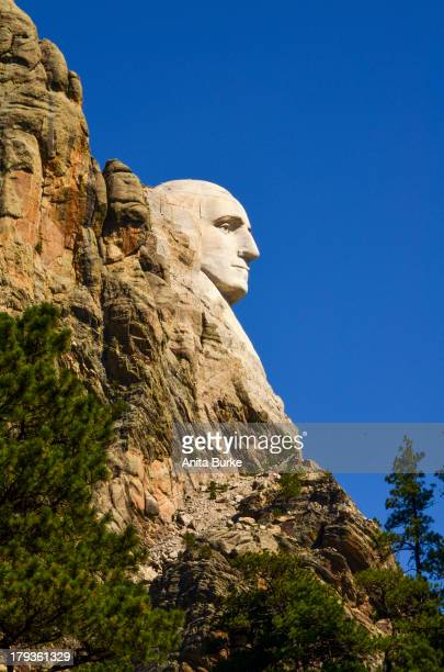 CONTENT] A different view of Mount Rushmore's National Memorial in South Dakota Millions of people come to view this historical memorial every year...