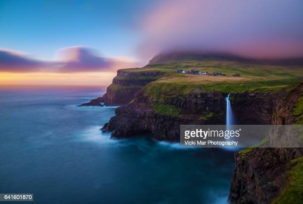 A Different World | Gásadalur, Faroe Islands