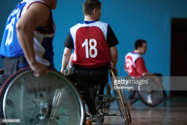 differently abled sportsmen on training - cliqueimages - fotografias e filmes do acervo