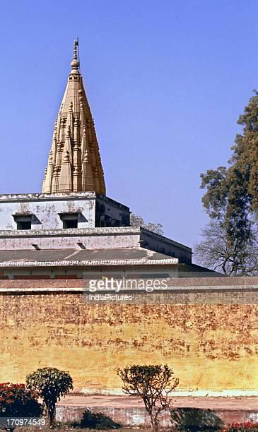 Digambar Jain temple Kumaon Uttar Pradesh India