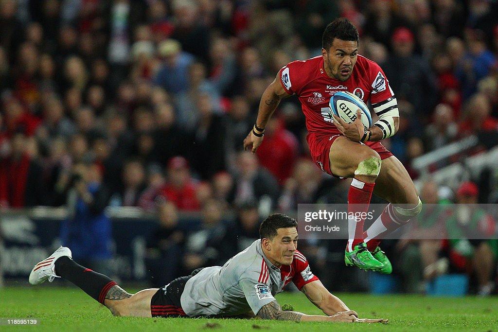 2011 Super Rugby Grand Final - Reds v Crusaders