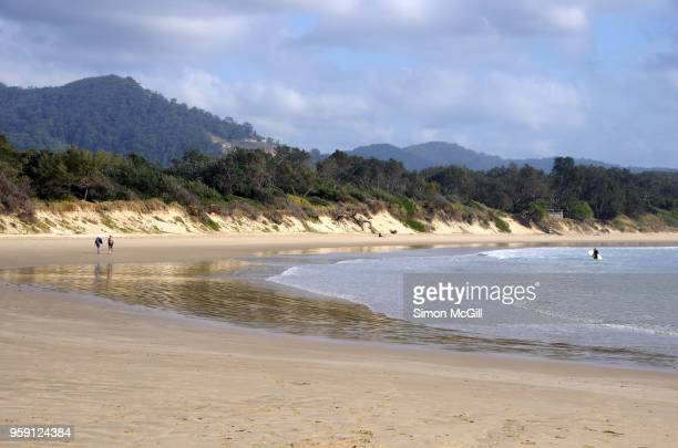 Diggers Beach, Coffs Harbour, New South Wales, Australia