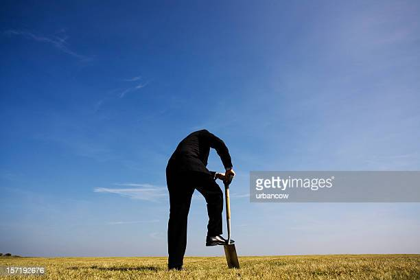digging - burying stock pictures, royalty-free photos & images