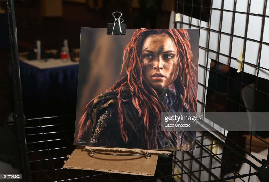 ClexaCon 2017 Convention : News Photo
