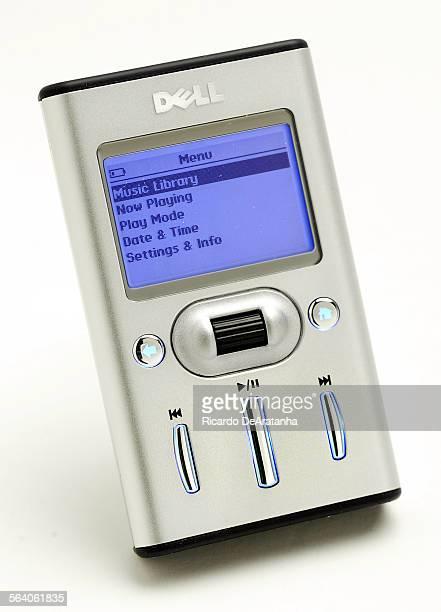 Digital Audio Players DELL News Photo