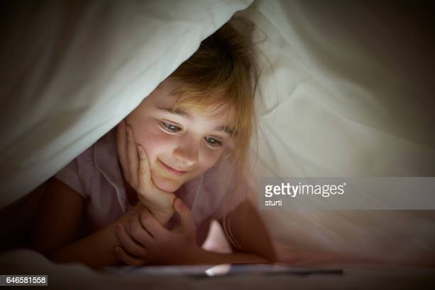 digital bedtime story