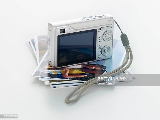 digital camera - fotografía producto de arte y artesanía fotografías e imágenes de stock