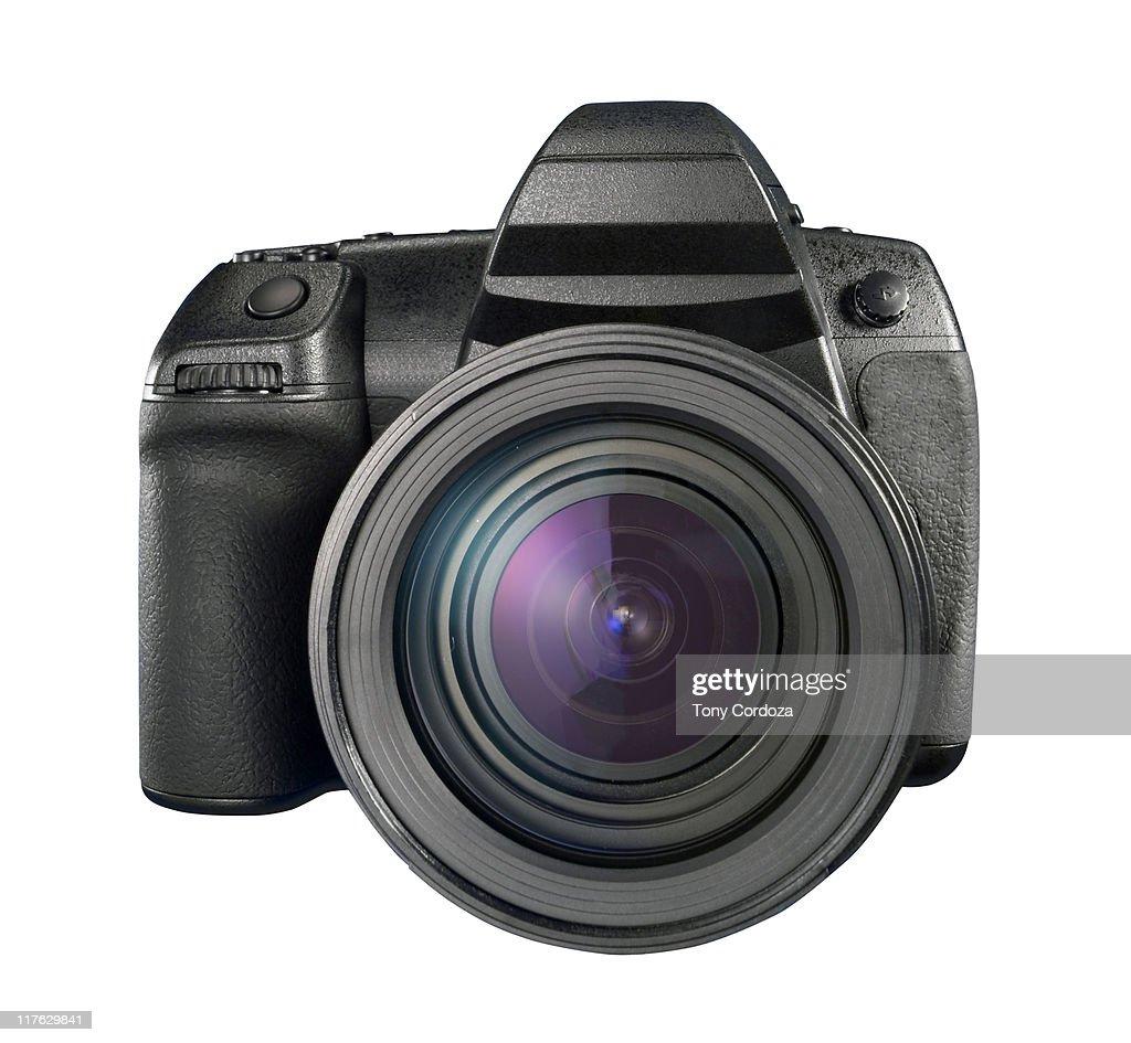 DSLR Digital Camera : Bildbanksbilder