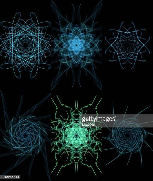 Digital circles