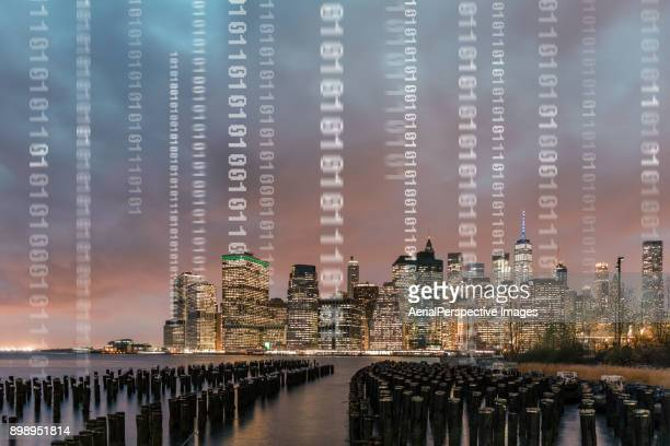 Digital City of Manhattan