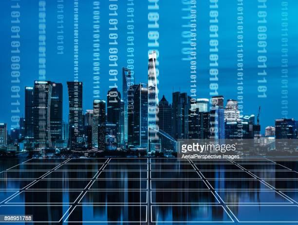 Digital City of Shanghai