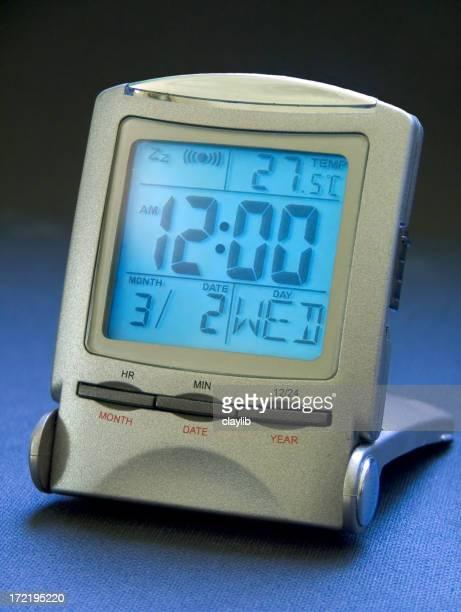 digital clock: midnight
