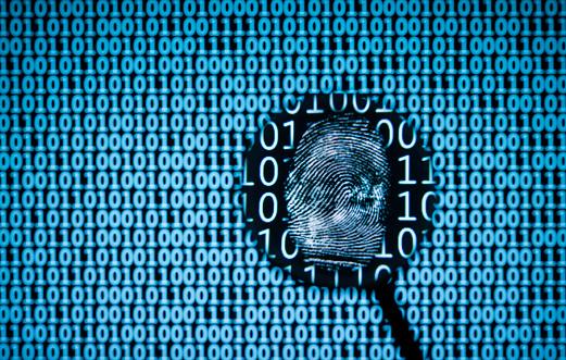 Digital fingerprint - gettyimageskorea