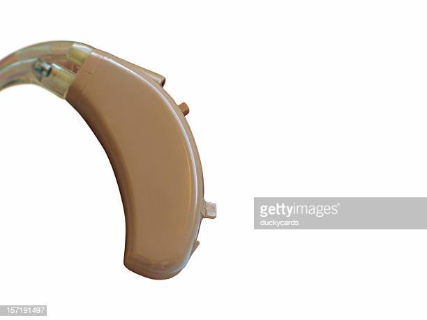 Digital Hearing Aid (with clipping path)