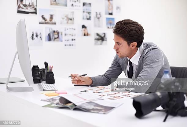 Digital imaging professional