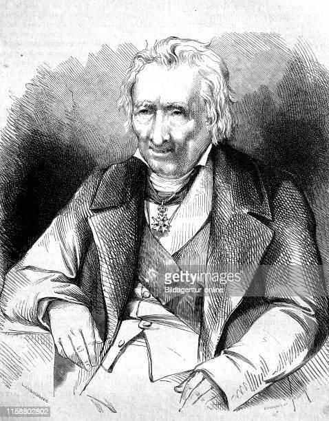 Digital improved reproduction Jean Charles Dominique de Lacretelle 17661855 a French historian and journalist France franzosischer Historiker und...