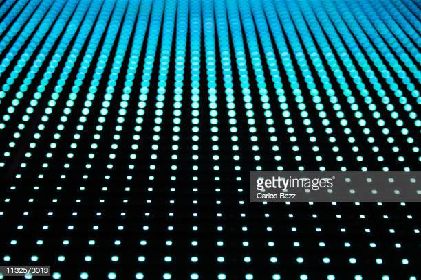 digital led screen background - led light stock pictures, royalty-free photos & images