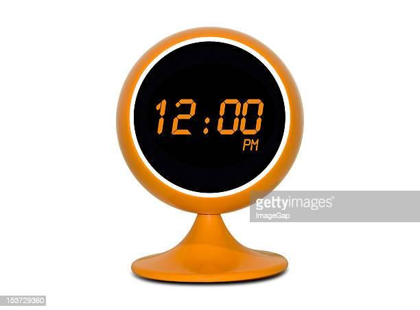Digital Retro Clock