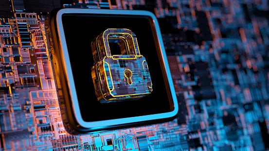 Digital security concept 1193139637
