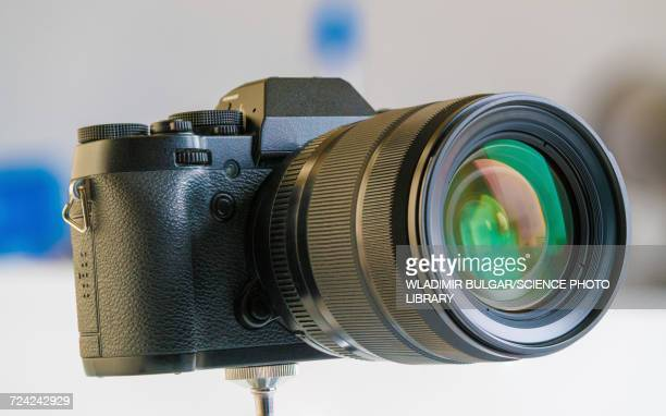 Digital single lens reflex camera