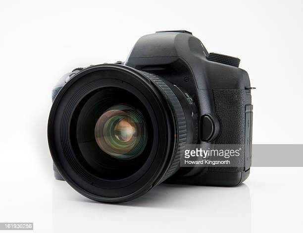 digital slr camera - camera photographic equipment - fotografias e filmes do acervo