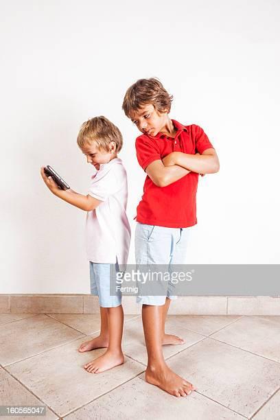 Digital tablet envy
