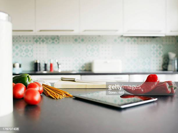 Kitchen Counter Stock Photos And Pictures | Getty Images