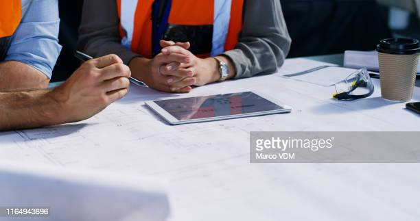 digital tech for efficient draughting sessions - engineering stock pictures, royalty-free photos & images