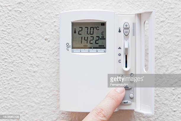 Digitaler thermostat