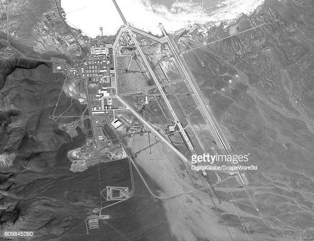 DigitalGlobe satellite image Area 51 The United States Air Force facility commonly known as Area 51 is a remote detachment of Edwards Air Force Base...
