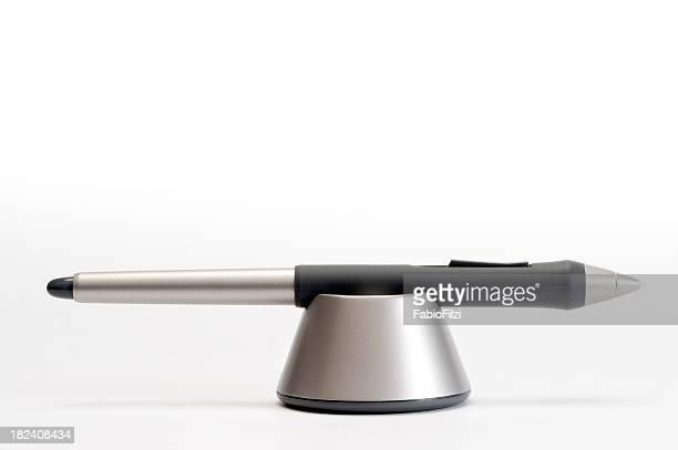 digitized pen - fabio filzi stock photos and pictures