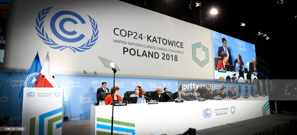 COP 24 United Nations Climate Conference Opens In Poland : Foto di attualità