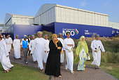 muscat oman dignitaries key sponsors including