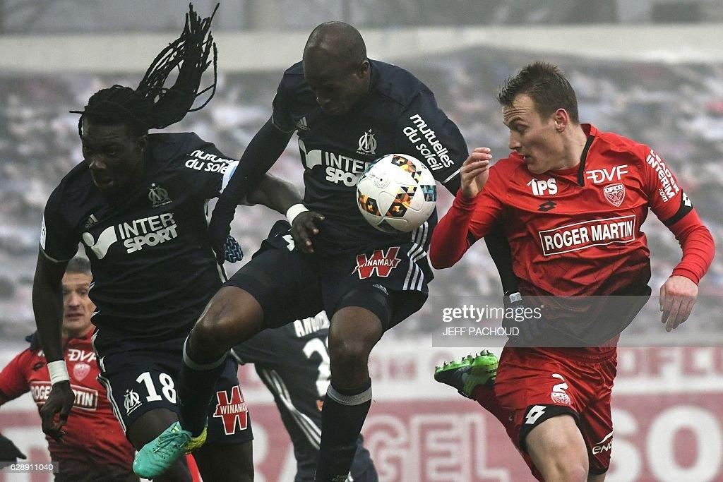 Dijon FCO v Olympique de Marseille - Ligue 1