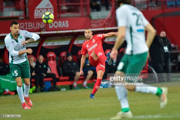 FRA: Dijon FCO v AS Saint-Etienne - Ligue 1