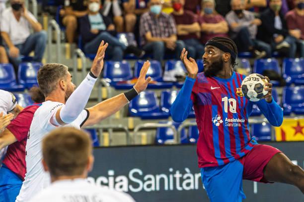 ESP: FC Barcelona v PSG - Handball Champions League