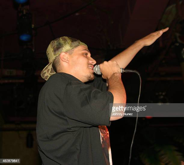 Dilated Peoples during Alchemist Album Realease Party and Concert September 22 2004 at SOB in New York City New York United States