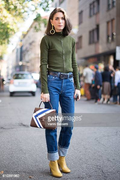 Street Style September 25 Milan Fashion Week Spring