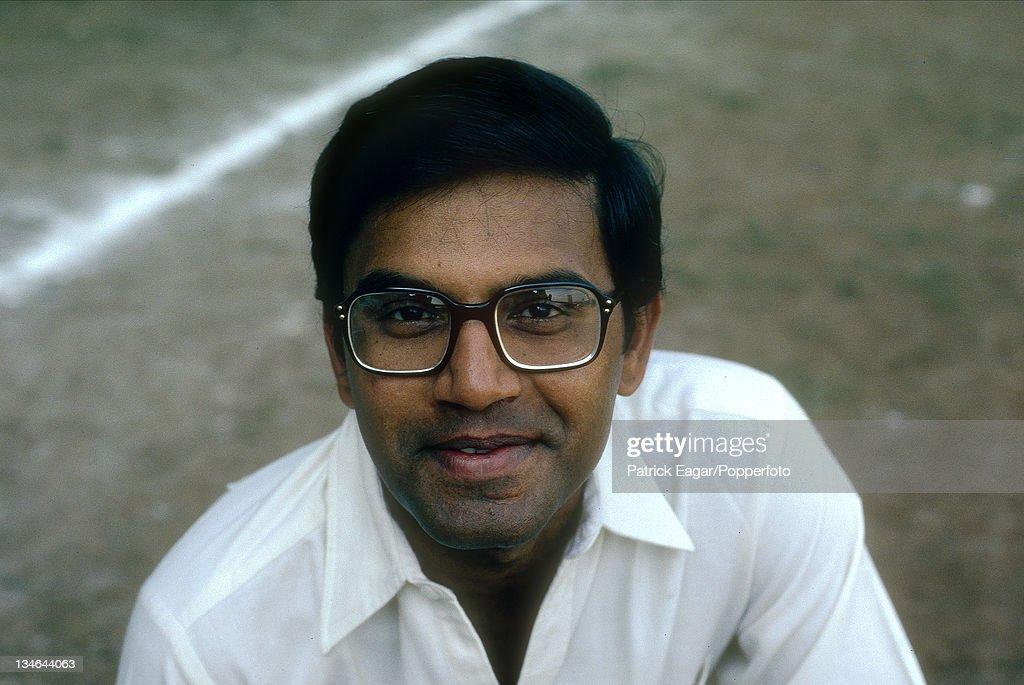 India v England, Jubilee Test, Bombay, Mar 1979-80 : News Photo