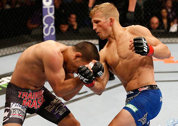 UFC 177: Dillashaw V Soto Wall Art