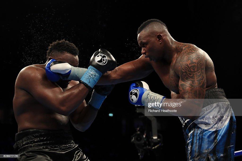 Boxing at Manchester Arena : News Photo