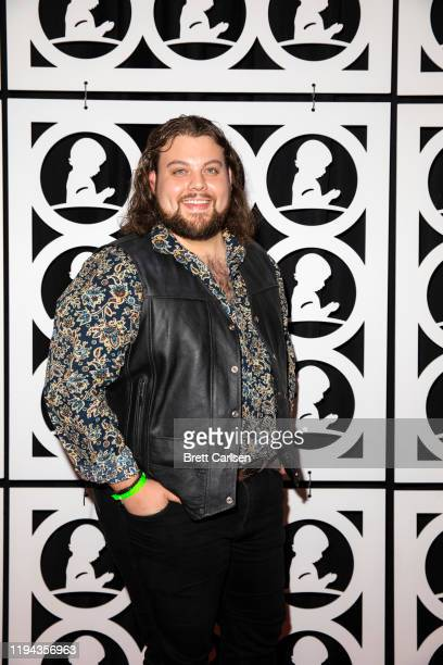 Dillon Carmichael attends the Country Cares for St Jude Kids Seminar at The Peabody on January 17 2020 in Memphis Tennessee