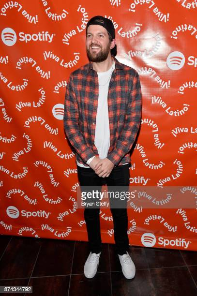 Dillon Francis at Spotify Celebrates Latin Music and Their Viva Latino Playlist at Marquee Nightclub on November 14 2017 in Las Vegas Nevada