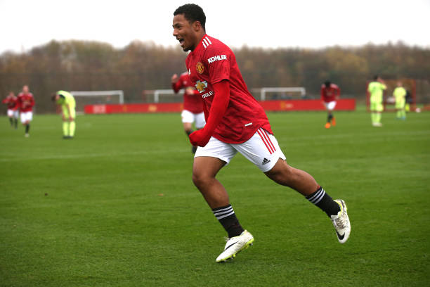 GBR: Manchester United v Newcastle United: U18 Premier League
