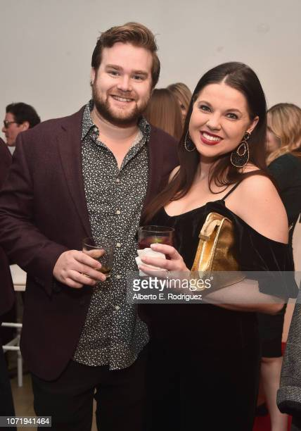 Dillon King and Amy Duggar attend WE tv celebrates the return of 'Love After Lockup' with panel 'Real Love Relationship Reality TV's Past Present...