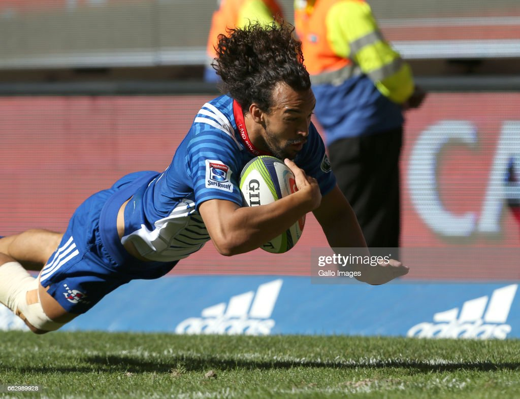 Super Rugby: DHL Stormers v Toyota Cheetahs : News Photo