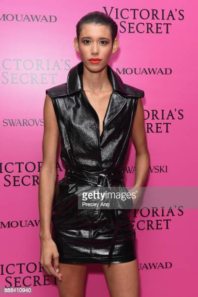 Dilone attends 2017 Victoria's Secret Fashion Show In Shanghai After Party at MercedesBenz Arena on November 20 2017 in Shanghai China